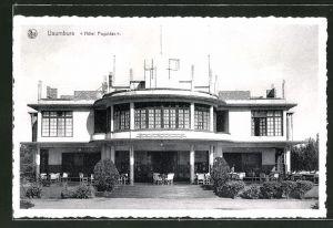 AK Usumbura, Hotel Paguidas, Eingang