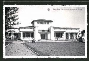 AK Usumbura, La Résidence du Gouverneur Général