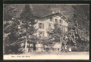 AK Bex, Villa des Bains