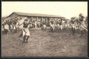 AK Butare, Jour de fête