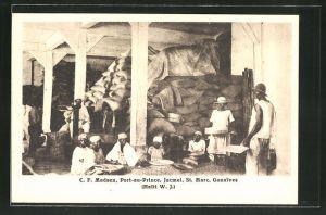AK Port-au-Prince, Hacmel, St. Marc, Gonaives