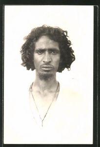 AK Mauritanie, Type Maure, Junger Maure