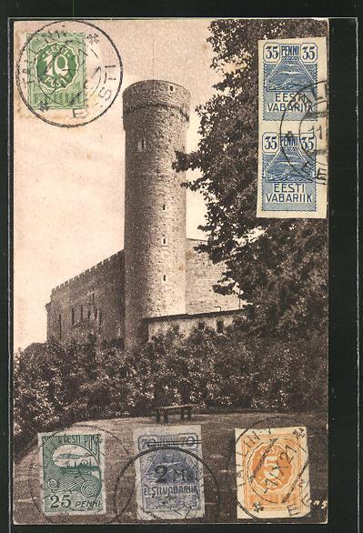 AK Reval / Tallinn,