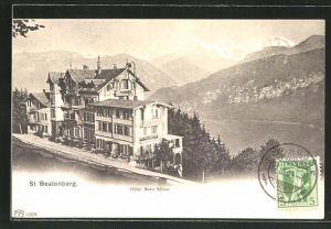 AK St. Beatenberg, Hotel Beau Sejour