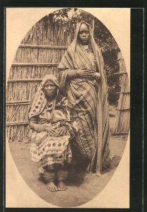 AK Burundi, Deux princesses chrétiennes
