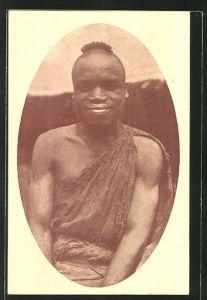 AK Burundi, Type Muhutu (Paysan)