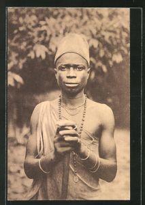 AK Ryirengere / Burundi, Joseph le catéchiste
