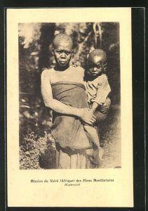 AK Malawi, Mission du Shire des Peres Montfortains, Maternite