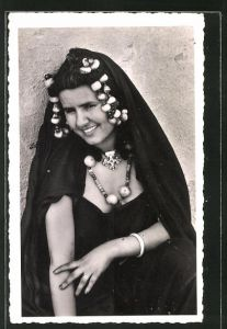 AK Mauritanie, Jeune femme Maure