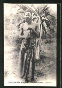 AK Malawi, Mission du Shire, Afrique des Peres Montfortains, Un Civilise