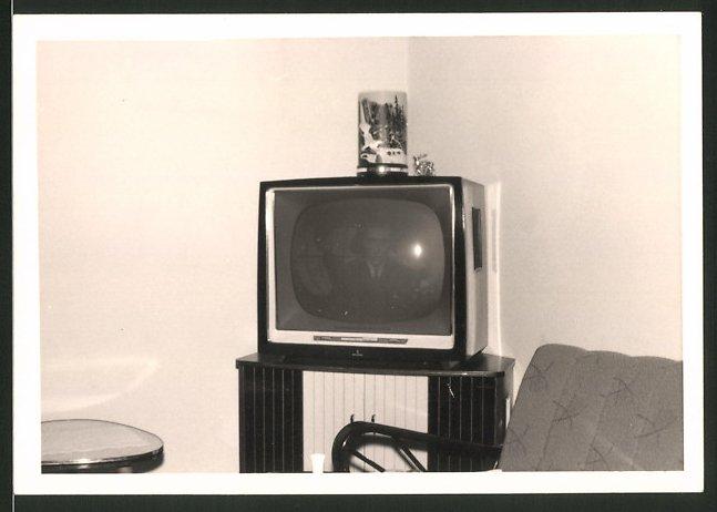 Fotografie TV-Gerät, Siemens Fernsehapparat