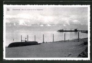 AK Usumbura, Vue sur le port