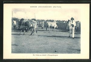 AK Ouagadougou, Foire au bétail