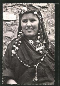 AK Mauritanie, Femme Maure