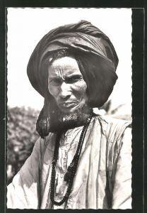 Foto-AK Mauritanie, Gardien de Troupeau