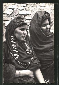 AK Mauritanie, Femmes Maures