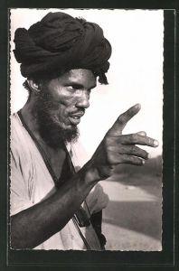 AK Mauritanie, Un conteur d'Histoires