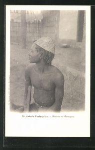 AK Guinee Portugaise, Brahme ou Mancagne