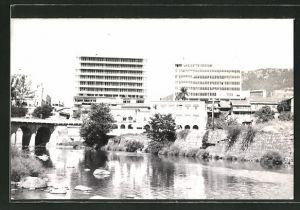 AK Tegucigalpa, Banco Central y Palacio Legislativo