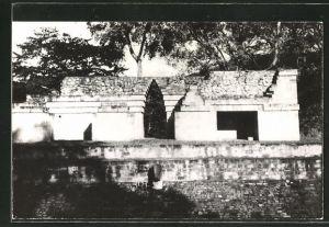 AK Antigua Copán, Templo este del Juego de Pelota