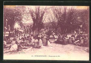 AK Ouagadougou, Fourniture de Mil