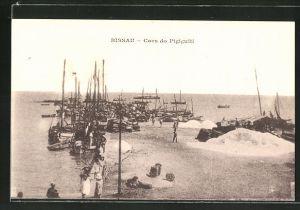 AK Bissau, Caes do Pigiguiti