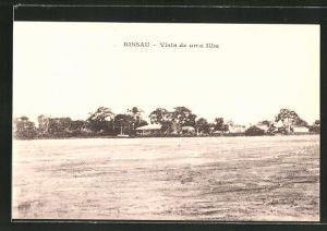 AK Bissau, Vista de uma Ilha