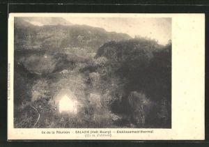 AK Hell-Bourg / Salazie, Etablissement thermal