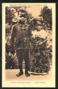 AK Togo, Victariat Apostelique, Petits chretiens