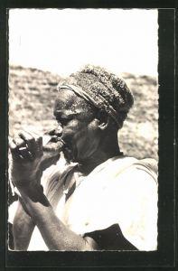 AK Korbongou, Un griot
