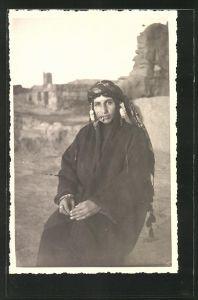 AK Syrien, Femme d'un chef de village