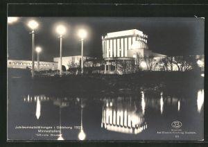 AK Goteborg, Jubileumsutställningen 1923, Minneshallen