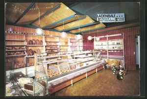AK Stuttgart, Internationale Bäckerei-Fachausstellung 1968, Ausstellungsstand Fa. Gräbner & Kretzschmar