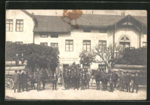AK Ampfing, Gasthaus Erasmus Berghammer