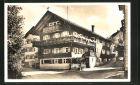 Bild zu AK Scheidegg i. A...