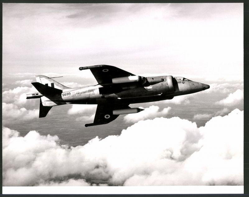 Luftfahrt & Zeppelin Fotografie Flugzeug Hawker Siddeley Hs125 N522m Sammeln & Seltenes