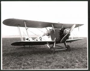 Fotografie Flugzeug Hawker Danecock, Kennung 153