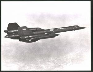 Fotografie Flugzeug Lockheed SR-71 Blackbird, Kennung: 17952