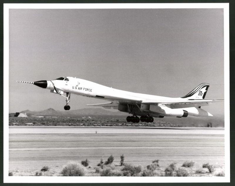 Bilder & Fotos Großformat 25 X 20cm Fotografie Flugzeug Convair Xf-92 Der Usaf