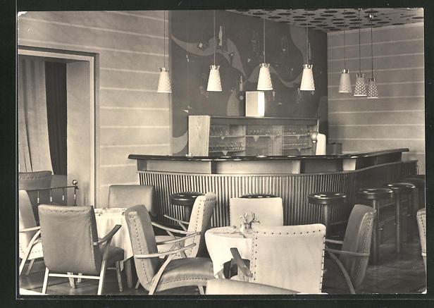 AK Oberhof / Thür., Reisebüro der DDR, Ernst-Thälmann-Haus