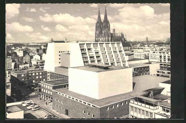 AK Köln, Opernhaus & Schauspielhaus