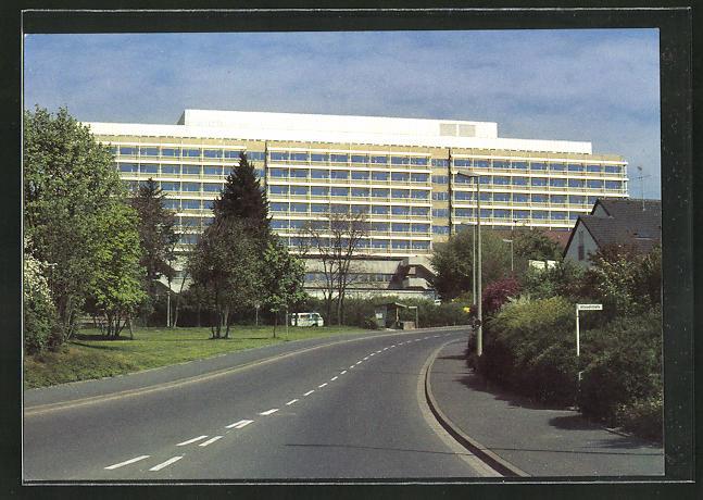AK Schweinfurt, Städtisches Krankenhaus, Südseite