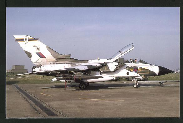 AK BAe Tornado Gr. 1A, Flugzeug