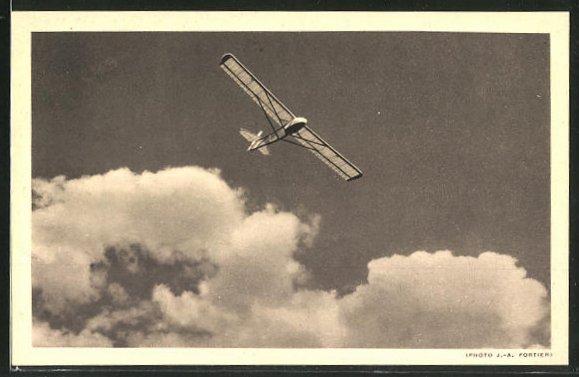 AK Planeur d'apprentissage Avia 151 A, Segelflugzeug