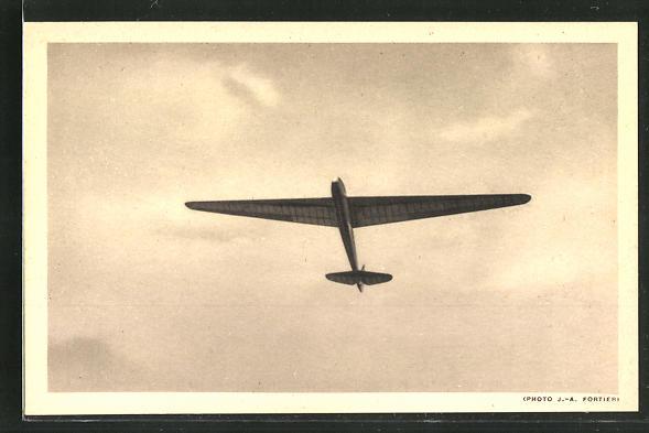 AK Planeur de tourisme Avia 40, Segelflugzeug