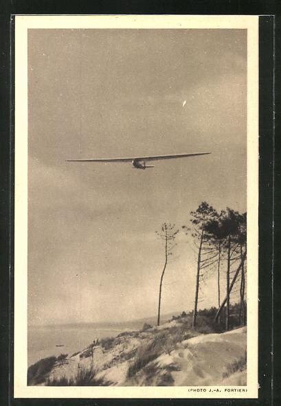 AK Planeur de tourisme Avia 41, Segelflugzeug