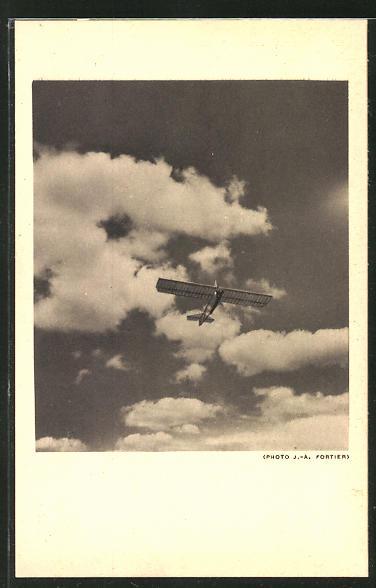 AK Planeur d'apprentissage Avia 111 A, Segelflugzeug