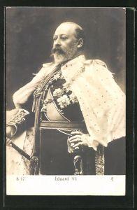 AK Portrait King Eduard VII: