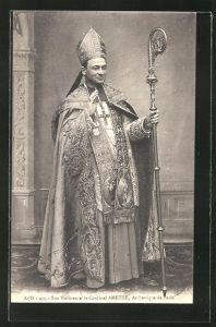 AK Son Eminence le Cardinal Amette, Archeveque de Paris