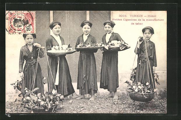 AK Hanoi, Petites Cigarèries de la manufacture de Tabac